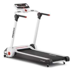 Tapis De Course Motorisé Ultrapliable Reebok I Run 3 Pré