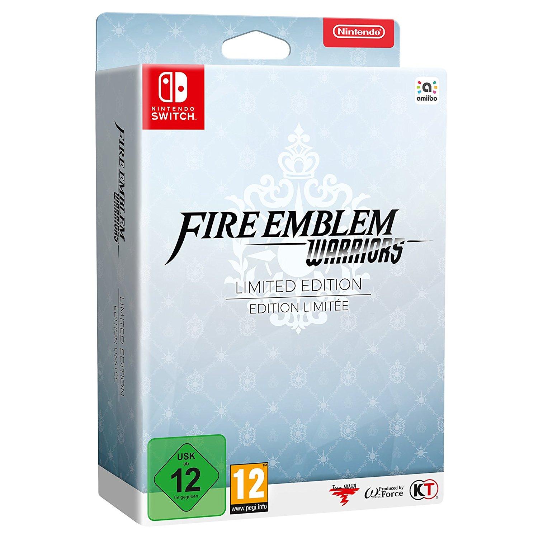 Fire Emblem Warriors - Édition Limitée sur Nintendo Switch