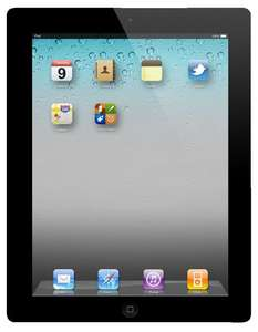 "Tablette 9.7"" Apple Ipad 4 - 16 Go  noir"