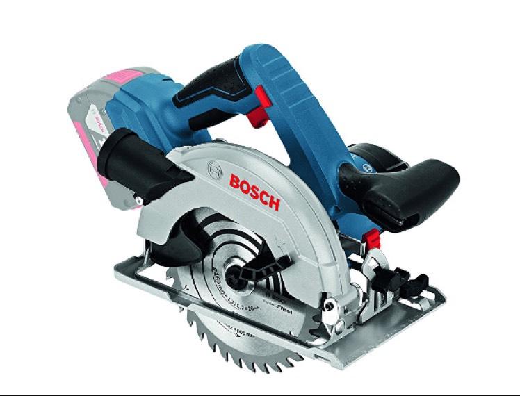 Scie circulaire Bosch pro  sans fil GKS 18 57 G