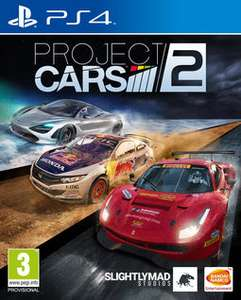 Project Cars 2 - PS4 & PC (Frontaliers Suisses)