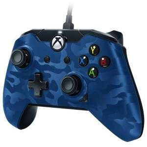 Manette filaire  Xbox One  camouflage