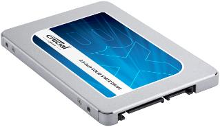 "SSD 2,5"" Crucial BX300 240 Go"