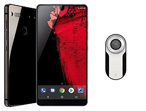 """Smartphone Essential Phone PH-1 (5,71"""", Snapdragon 835, ROM 128 Go) + module caméra 4K 360° (Frais de port et taxes inclus)"""
