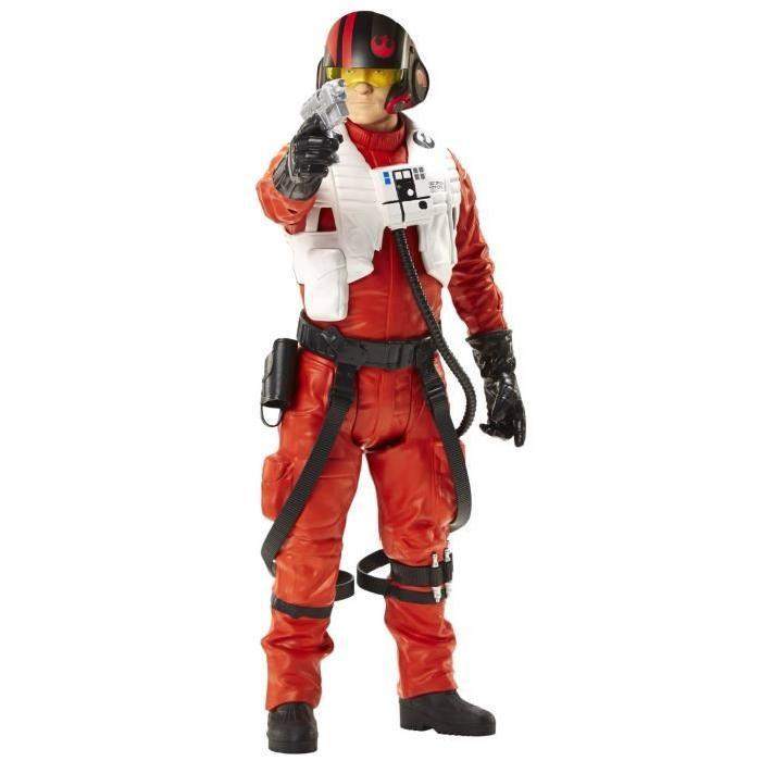 Figurine Star Wars VII de Poe Dameron 50 c