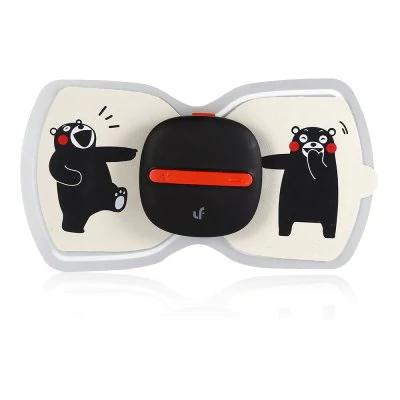 Electro-stimulateur Papillon de Massage à Impulsion Sans-fil Xiaomi Mi Home TENS Pulse - Rechargeable par USB + 2 Électrodes Patchs + Etui