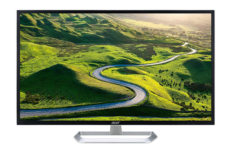 """Écran PC 31.5"""" Acer EB321HQUAwidp - QHD, LED, IPS, 2560x1440, 4 ms chez Fust (frontaliers Suisse)"""