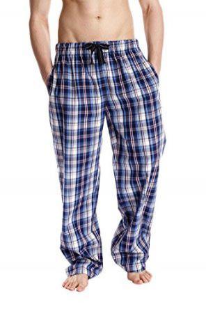 Bas de Pyjama Long à Carreaux Homme Tom Franks