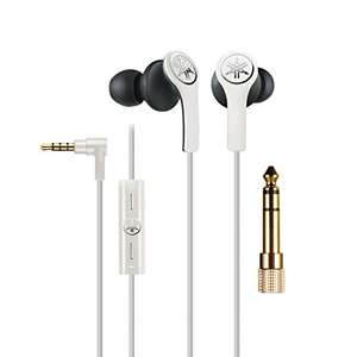 Écouteurs intra-auriculaires Yamaha EPH-M200 - Blanc