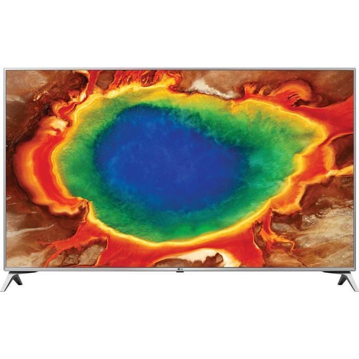 """TV 55"""" LG 55UJ651V - 4K UHD, LED, smart TV (via ODR de 100€)"""