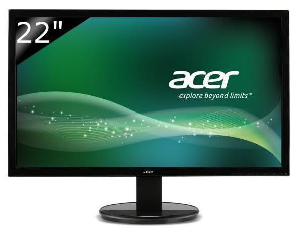 "Ecran PC 21.5"" Acer - 16:9 - Dalle TN + film - 5ms"