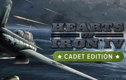 Hearts of Iron IV - Édition Cadet sur PC (dématérialisé, Steam)