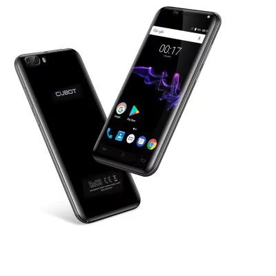 """Smartphone 5"""" Cubot Magic Grey Noir UK (Livraison depuis UE)"""