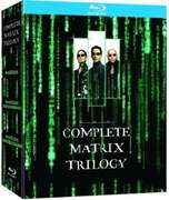 Coffret Blu-ray Trilogie Matrix