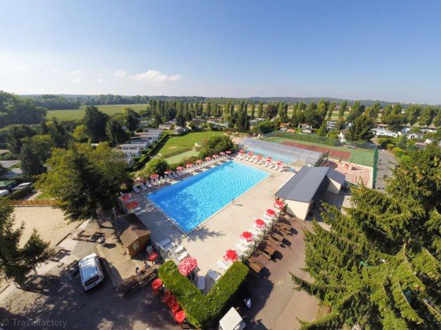 1 Semaine en camping (mobil-home 5/7 personnes) en juin (région parisienne)