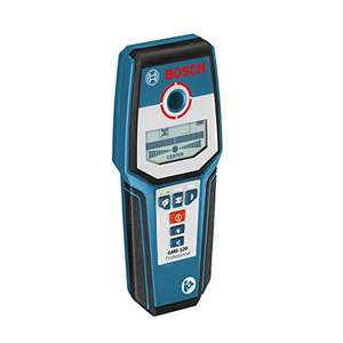 Détecteur de matériaux Bosch Bleu GMS 120