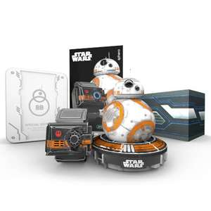 Jouet Star Wars Sphero Droïd BB-8 + Bracelet Star Wars Force Band