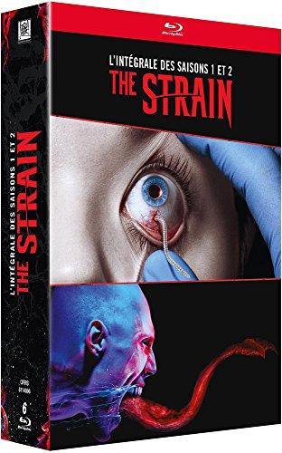Coffret BluRay The Strain - Saisons 1 & 2