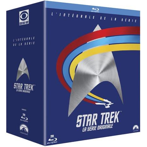 Coffret Blu-Ray intégrale Star Trek - La série originale