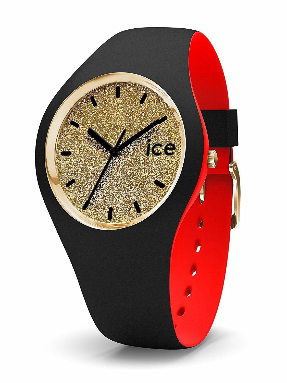 Montre Chronomètre Analogique  Ice-Watch Loulou pour Femme avec Bracelet en Silicone