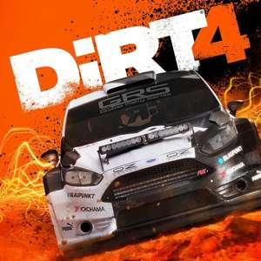 Dirt 4 sur PC (Dématérialisé)