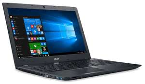 "PC Portable 15.6"" Acer Aspire E5-575G-57YQ Noir - Full HD, i5-7200U, RAM 8Go, 1To, GeForce GTX 950M 2Go, Windows 10"