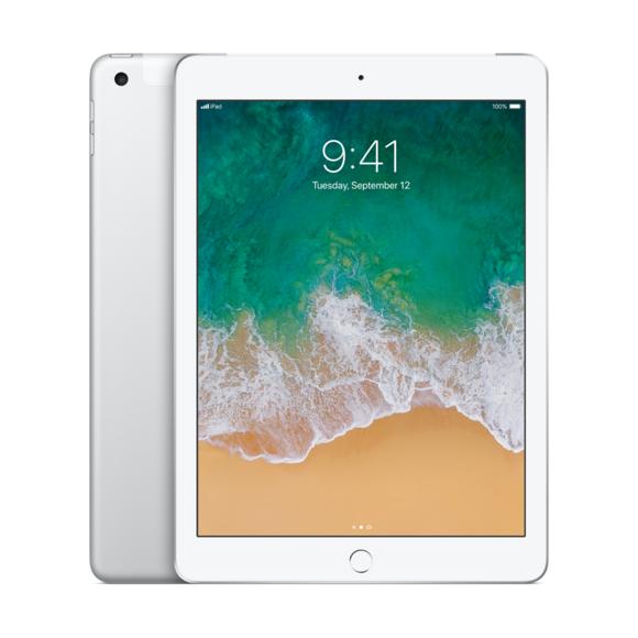 "Tablette 9.7"" Apple iPad MLPW2NF/A - 32 Go, WiFi + Cellular 4G (plusieurs coloris)"