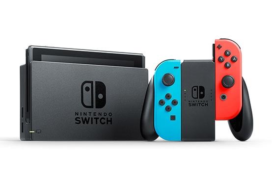 Console Nintendo Switch (via 60€ sur la carte fidélité) Saint-Amand-les-Eaux et Bellaing (59)