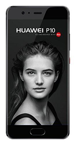 "Smartphone 5.2"" Huawei P10,64Gb,RAM 4Gb / 5.5"" Huawei P10 Plus,128 Gb,RAM 6Gb, Noir"