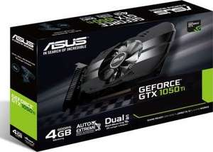 Carte graphique Asus GeForce GTX-1050 Ti PH - 4 Go