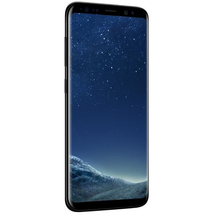 "Smartphone 5.8"" Samsung Galaxy S8 64 Go - Tous coloris"