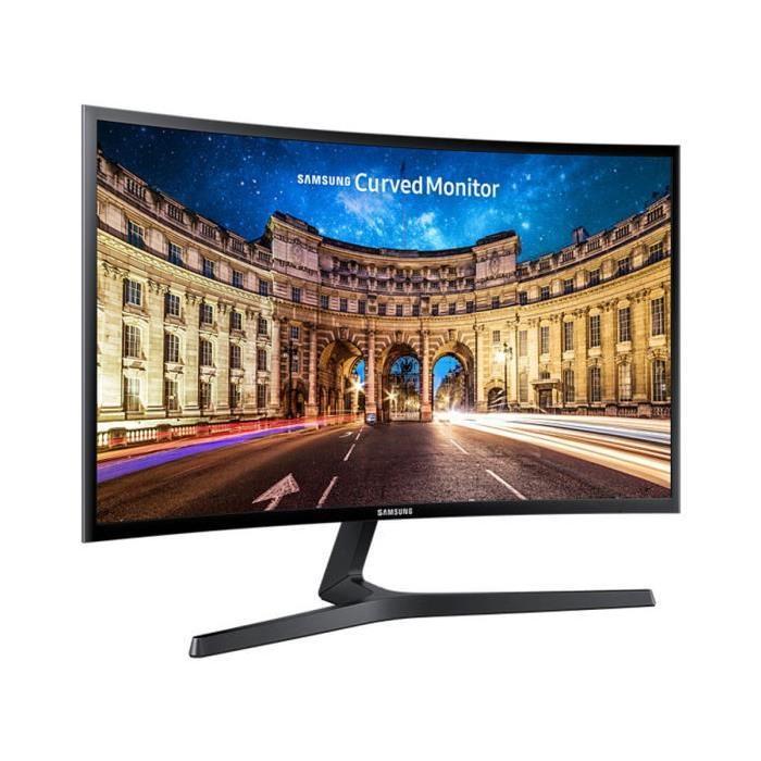 "Ecran PC 27"" Samsung C27F396 - LED, Incurvé, Full HD, Dalle VA (via ODR de 29.83€)"
