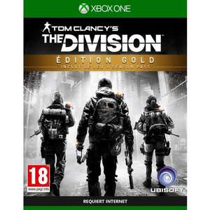 The Division - Edition Gold Season Pass XBOX ONE / PS4 (Vendeur tiers)