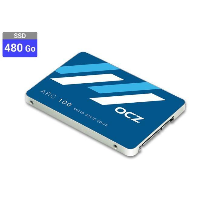 SSD interne OCZ 480Go ARC 100 Sata 3.0