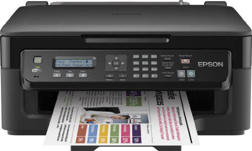 Imprimante Multifonction Epson WorkForce WF-2510WF