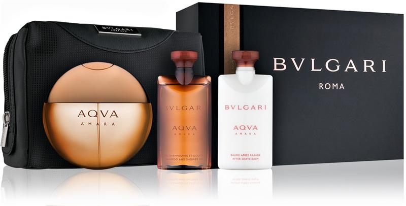 Coffret cadeau Bvlgari Aqva Amara - 100 ml