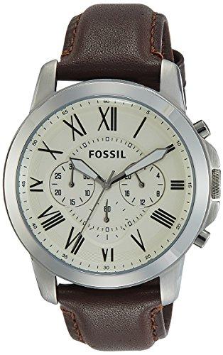 Montre Quartz Chronographe Fossil FS4735 pour Hommes