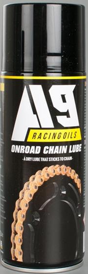 Lubrifiant pour chaîne moto + Porte-clé décapsuleur (port inclus)