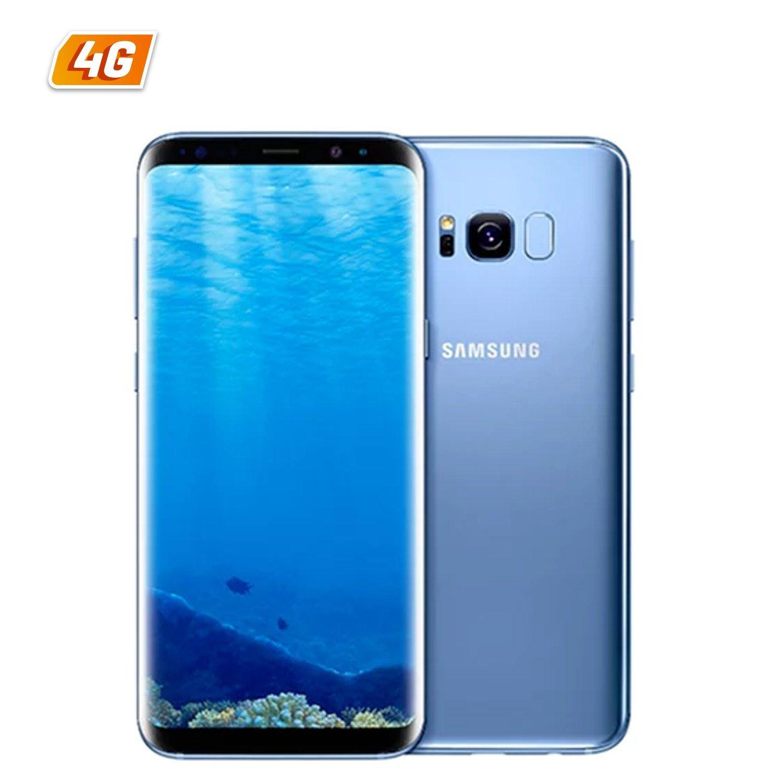 "Smartphone 5.8"" Samsung Galaxy S8 - 4 Go de RAM, 64 Go, Corail (Vodafone)"