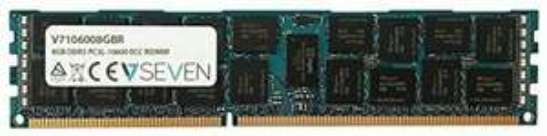 Barrette de RAM V7 V7106008GBR - 8 Go DDR3, 1333MHz, CL9, ECC REG