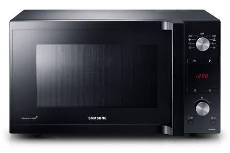 Micro-ondes combiné Samsung MC455TCRCBB/EF - 1550 W, 45 L (via ODR 60€)