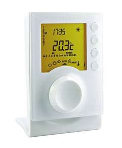 Thermostat d'ambiance Radio Delta Dore Tybox 137 (vendeur tiers)