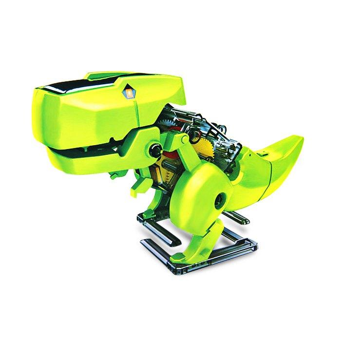 Kit à construire Robot Solaire T-Rex T4