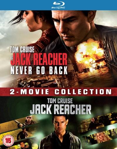 Blu-Ray Jack Reacher : 2-Movie Collection