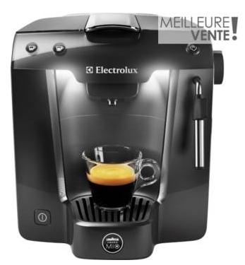 Cafetière Lavazza a modo mio Electrolux Favola ELM5200 (plusieurs coloris)