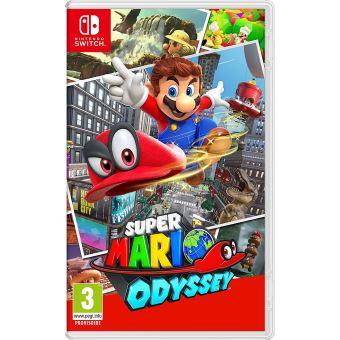 [Adhérents] Super Mario Odyssey ou Mario Kart 8 sur Switch (+ 15€ sur le compte fidélité)