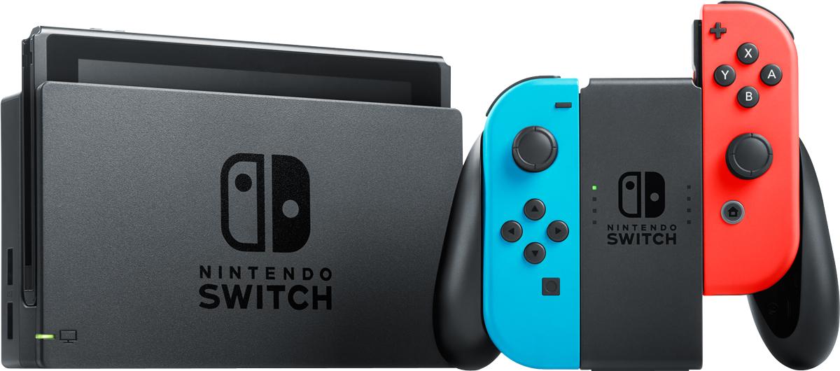 Console Nintendo Switch (via 74€ en bon d'achat) - Leclerc Varennes sur Seine (77)