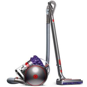 s lection d 39 aspirateurs dyson en promo ex aspirateur tra neau cinetic big ball parquet 2 700. Black Bedroom Furniture Sets. Home Design Ideas
