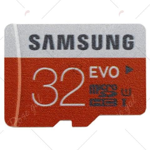 Carte microSDHC Samsung EVO U1 Classe 10 - 32 Go