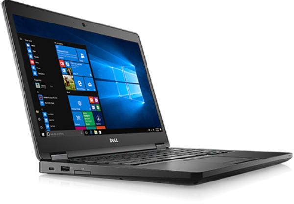 """[Membres de l'éducation] PC Portable 14"""" Dell Latitude 5480 - Full HD, i5-7440HQ, RAM 8Go, SSD 256Go (Sans Windows)"""